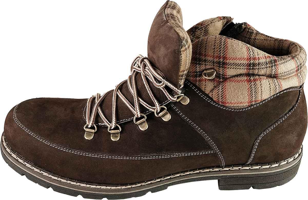 Обувь MooseShoes Max М 075 кор. ботинки,