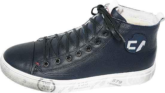 Обувь MooseShoes СA син. ботинки,кеды зима