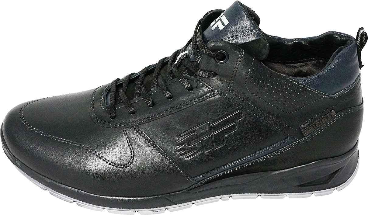 Обувь MooseShoes GF-M черн. ботинки,кроссовки