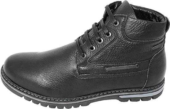 Обувь MooseShoes Бычий Рёв 2 черн. ботинки,