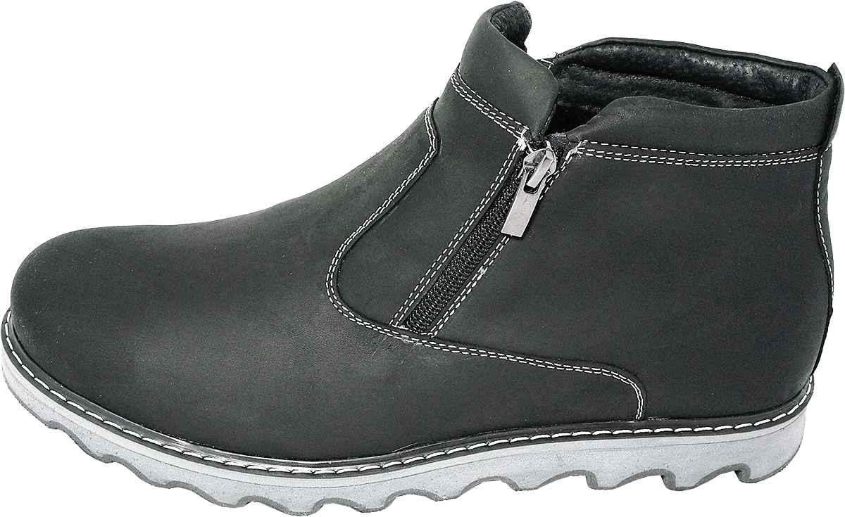 Обувь MooseShoes 99 черн. ботинки