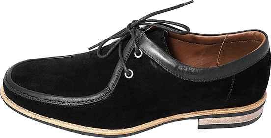 Обувь Nord Wall Street 4836/WC06 черн. туфли,комфорты лето, межсезонье