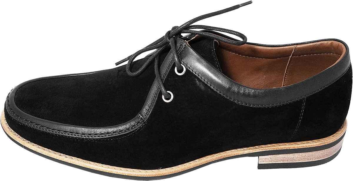 Обувь Nord Wall Street 4836/WC06 черн. туфли,комфорты