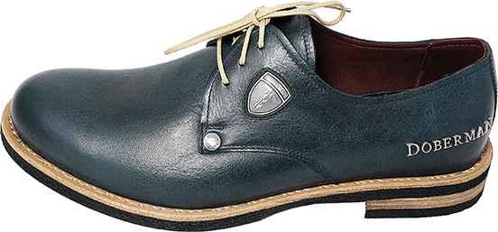 Обувь Nord Doberman 2222/B402 син. туфли межсезонье