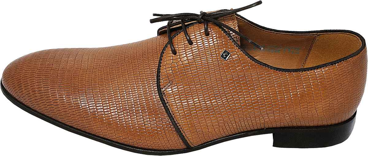Обувь Conhpol 4609-0963 кор. туфли питон