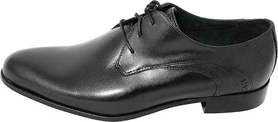 Обувь Badura 7544-147 черн. туфли межсезонье