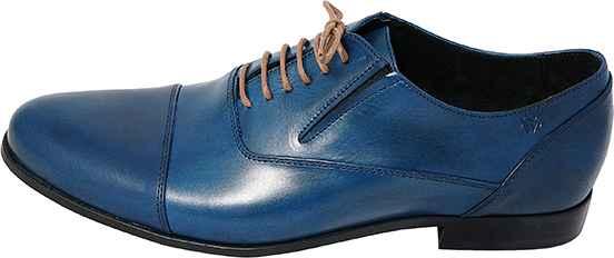 Обувь Badura 7691-879 син. туфли межсезонье