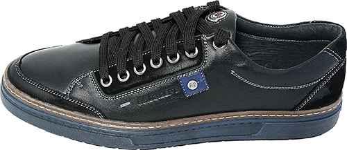 Обувь MooseShoes W1 черн. кеды межсезонье