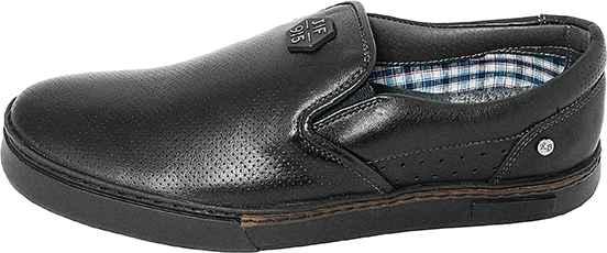Обувь MooseShoes JF 9|5 черн. кеды лето, межсезонье