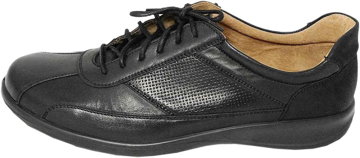 Обувь Badura 3230 черн. комфорты,кроссовки,полуботинки