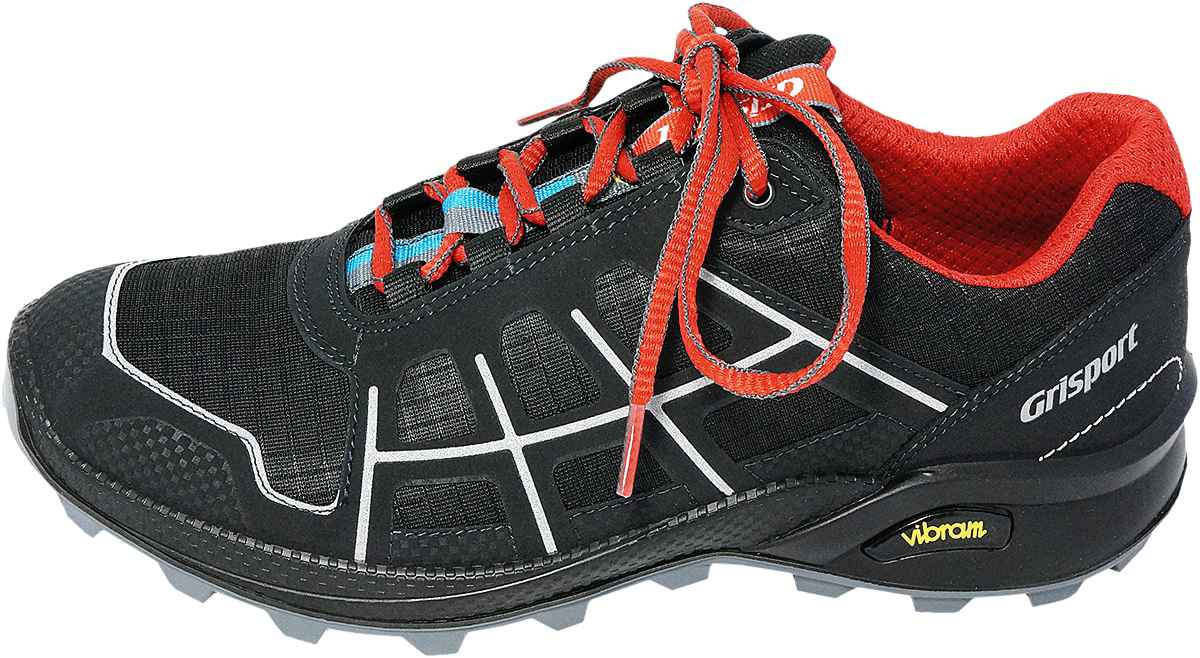 Обувь Grisport 13105 черн. кроссовки