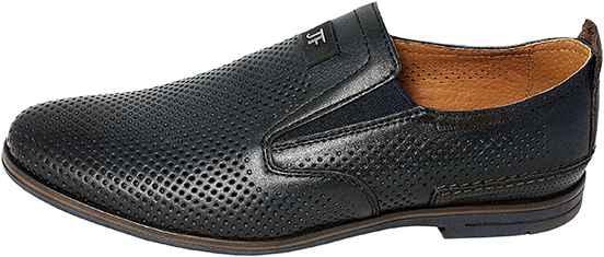 Обувь MooseShoes JFC Перфо син. туфли лето