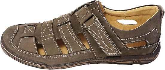 Обувь Kacper 1-4208-518-671-L беж. комфорты,сандалии больших размеров
