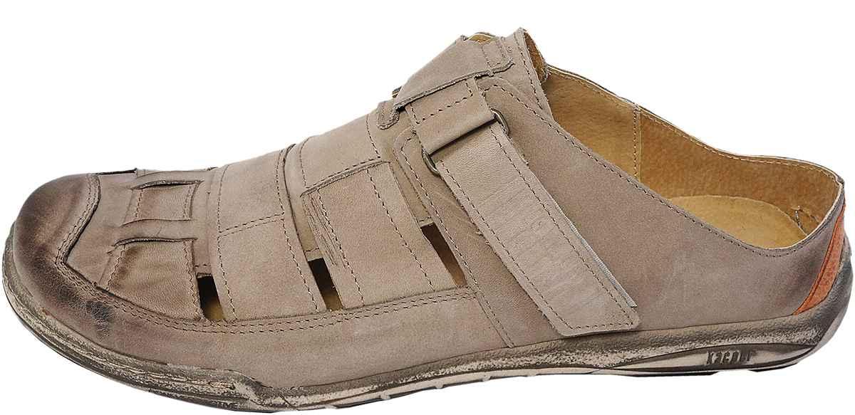 Обувь Kacper 1-4215-671-290-L беж. комфорты,сабо больших размеров