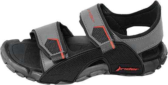 Обувь Rider 81910 22335 серый сандалии лето