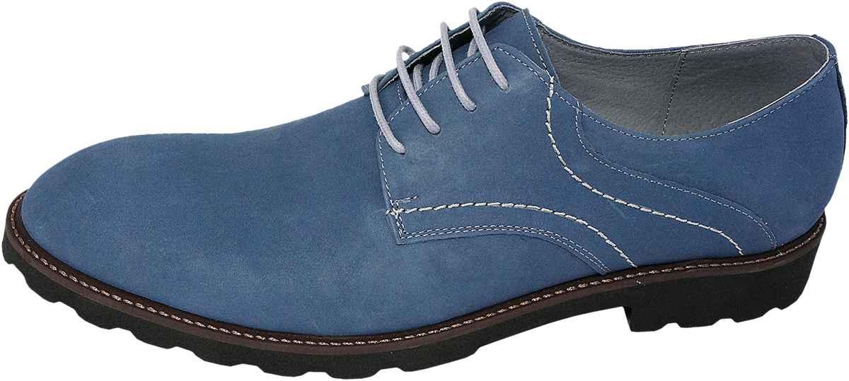Обувь MooseShoes Moose Max син. туфли,полуботинки больших размеров