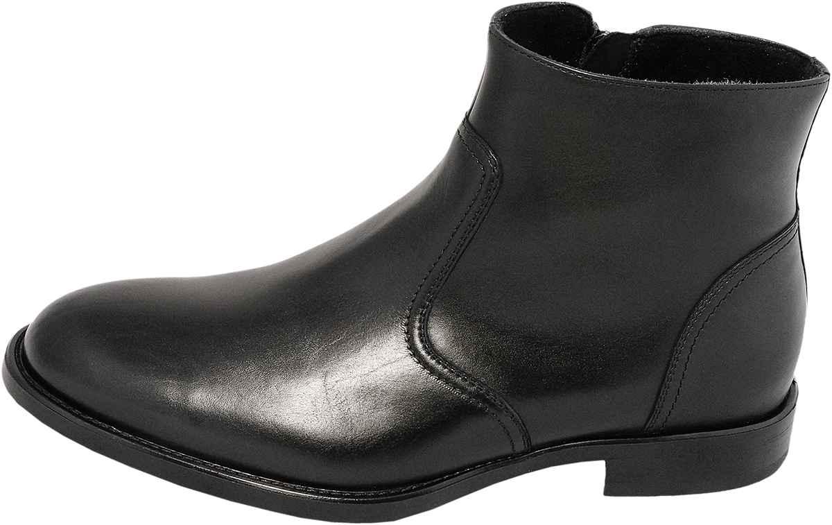Обувь Nord Elite 4974/B999/ОС черн. полусапоги