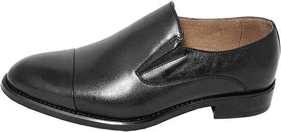 Обувь Nord Wall Street 8584B999 черн. туфли межсезонье