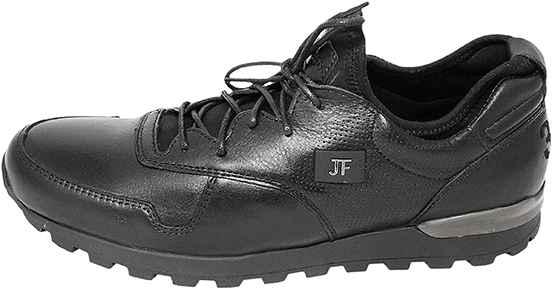 Обувь MooseShoes JF 484 черн. кроссовки межсезонье