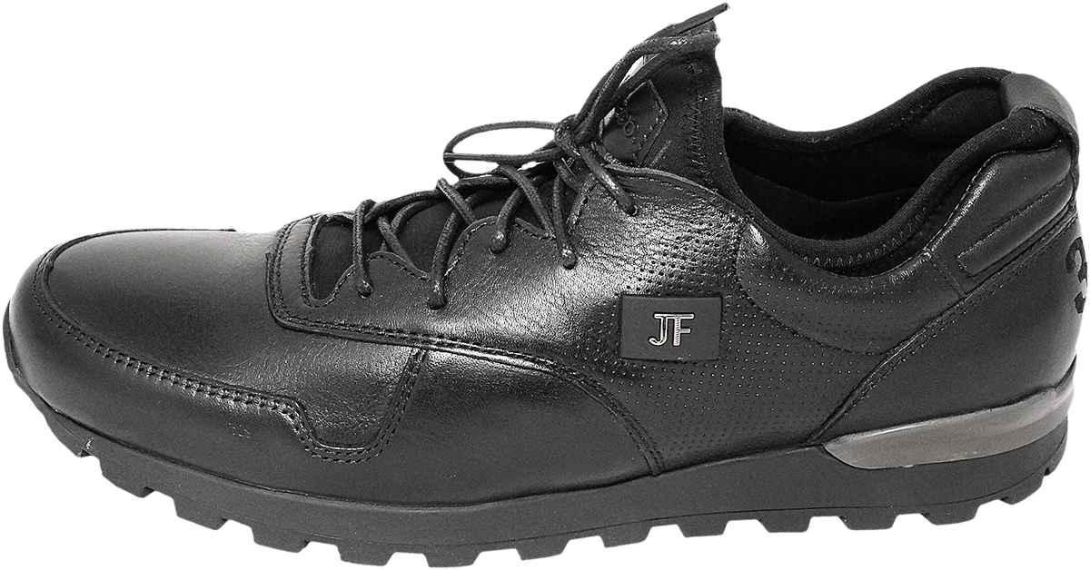 Обувь MooseShoes JF 484 черн. кроссовки