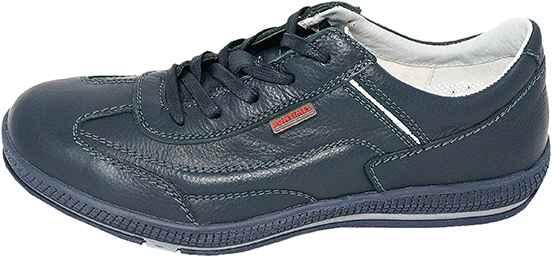 Обувь Bit Bontimes 7706 Ripon син. комфорты,кроссовки межсезонье