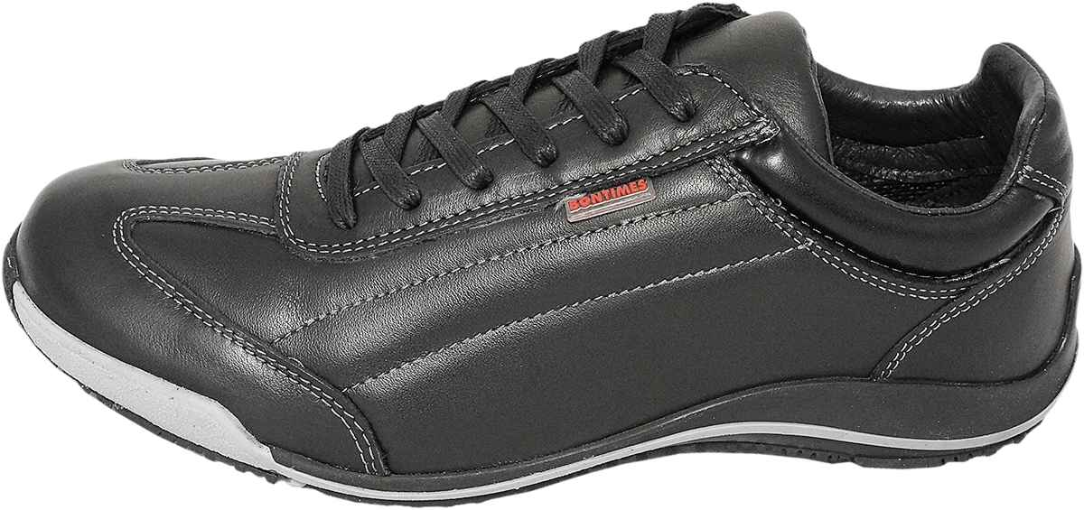 Обувь Bit Bontimes 590 Ralph черн. комфорты,кроссовки
