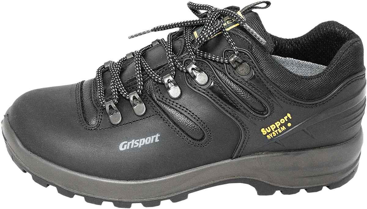 Обувь Grisport 10003D103 черн. полуботинки,комфорты,кроссовки
