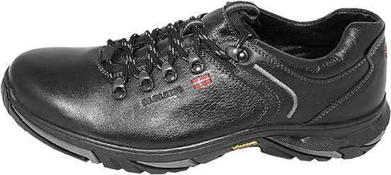 Обувь MooseShoes 493 черн. кроссовки,полуботинки больших размеров