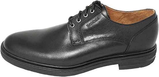 Обувь Badura 3322-372 черн. туфли межсезонье