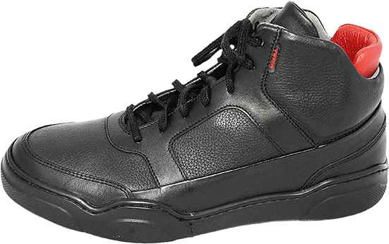 Обувь Badura 4592-698 черн. ботинки,кроссовки межсезонье