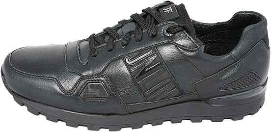 Обувь MooseShoes JF 499 черн.-син. кроссовки межсезонье