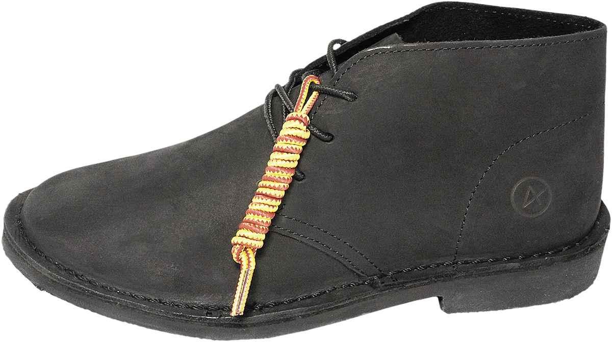Обувь Affex Stockholm черн. ботинки