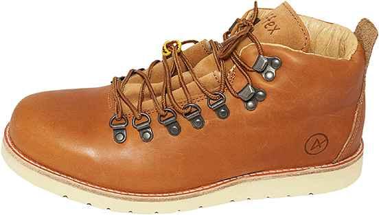 Обувь Affex Shanghai Cognac ботинки зима