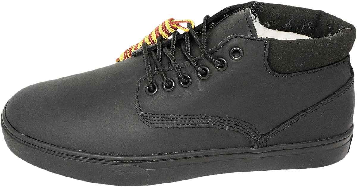 Обувь Affex Minnesota черн. ботинки,кеды