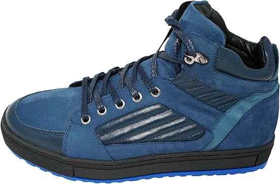 Обувь MooseShoes син. ботинки,спортивные ботинки,кроссовки межсезонье, зима
