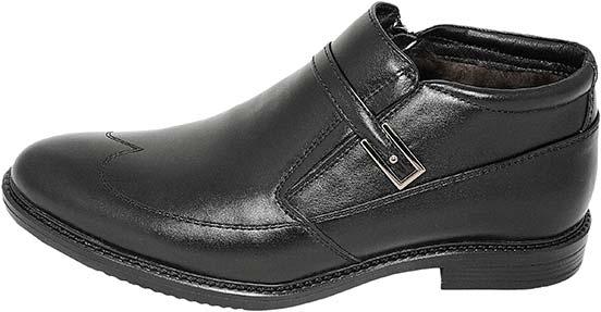 Обувь MooseShoes черн.  зима