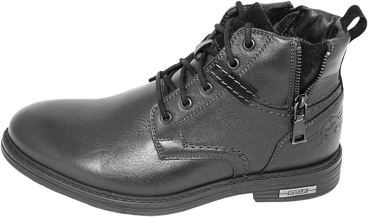 Обувь MooseShoes JF черн. ботинки