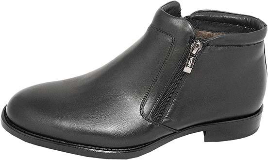 Обувь Nord 4971/B999 черн. ботинки зима