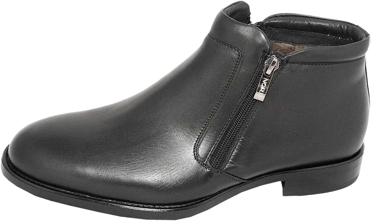 Обувь Nord 4971/B999 черн. ботинки