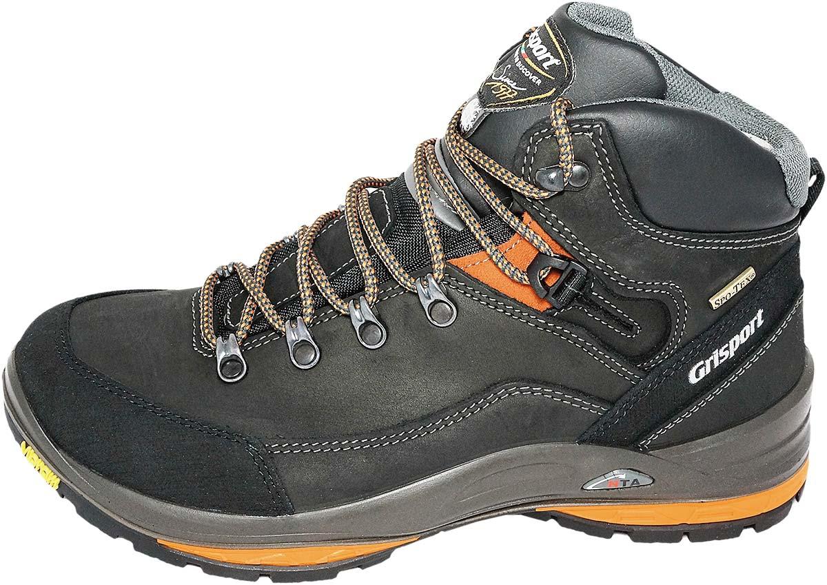 Обувь Grisport –30° C 13505V40 черн. ботинки