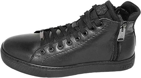 Обувь MooseShoes GFZ2 черн. ботинки,кеды зима