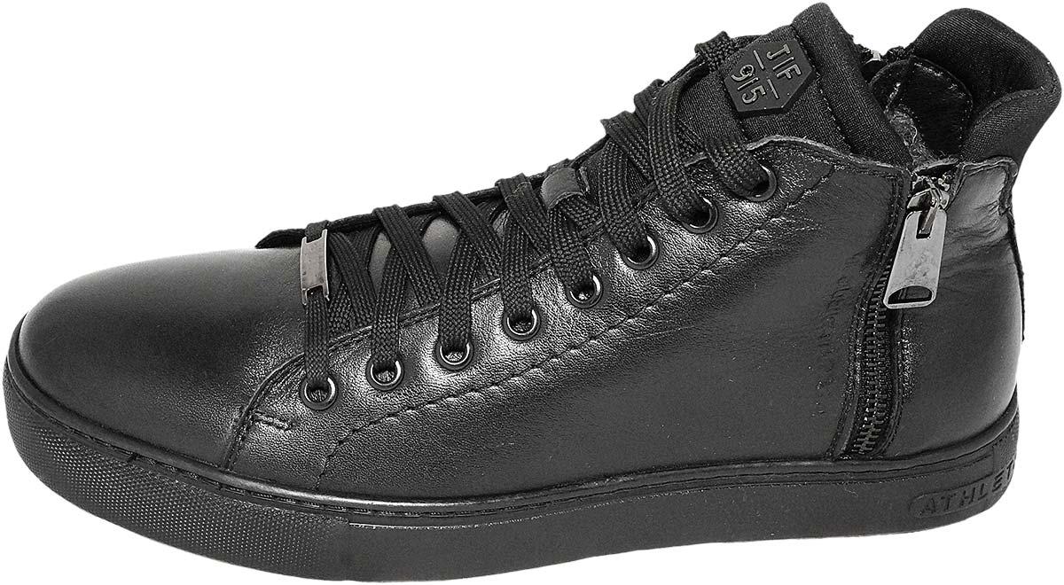 Обувь MooseShoes GFZ2 черн. ботинки,кеды