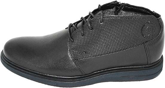 Обувь MooseShoes D3 черн. ботинки зима