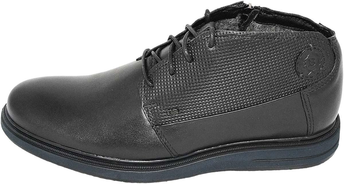 Обувь MooseShoes D3 черн. ботинки
