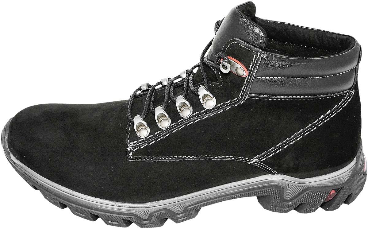 Обувь MooseShoes черн. ботинки