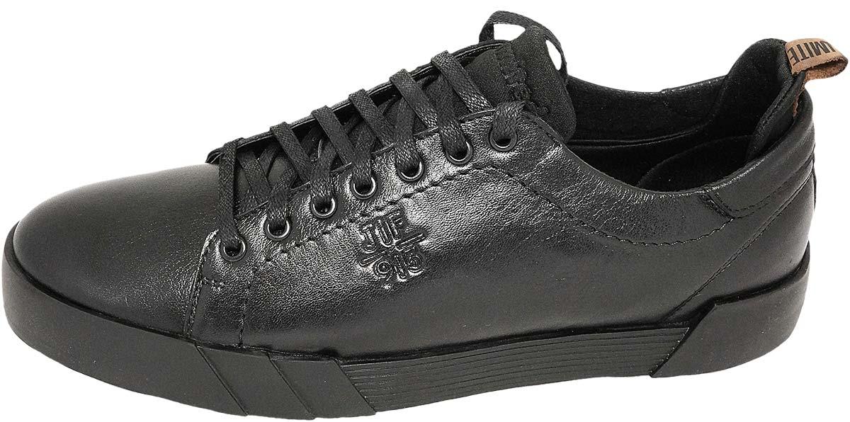 2f3fe7568dc2a Обувь MOOSE SHOES Б617 черн. кеды,спортивные туфли больших размеров